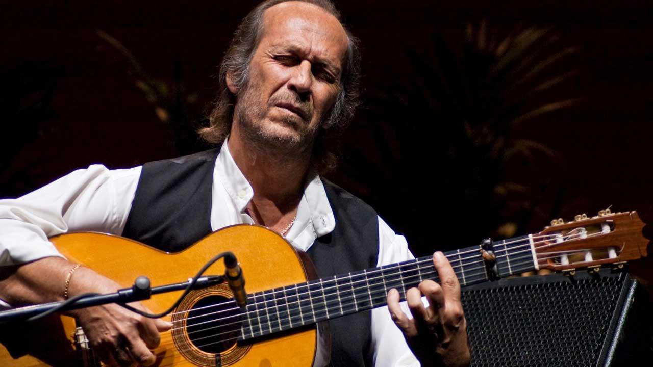 Paco de Lucia Guitarist