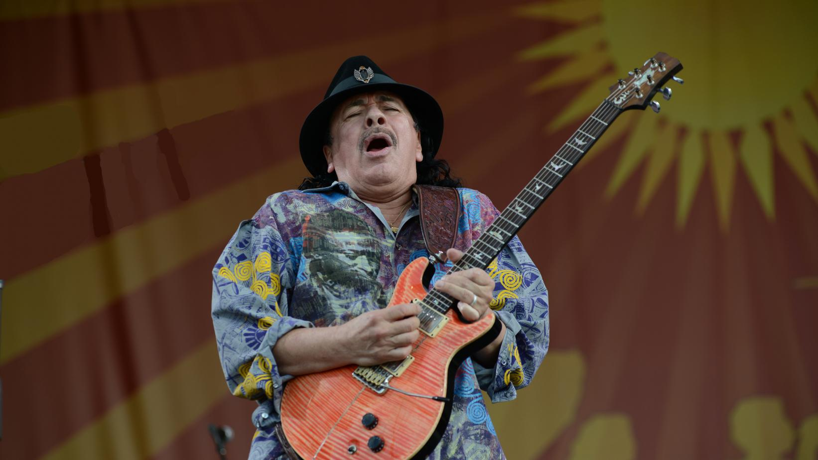 Carlos Santana Guitarist