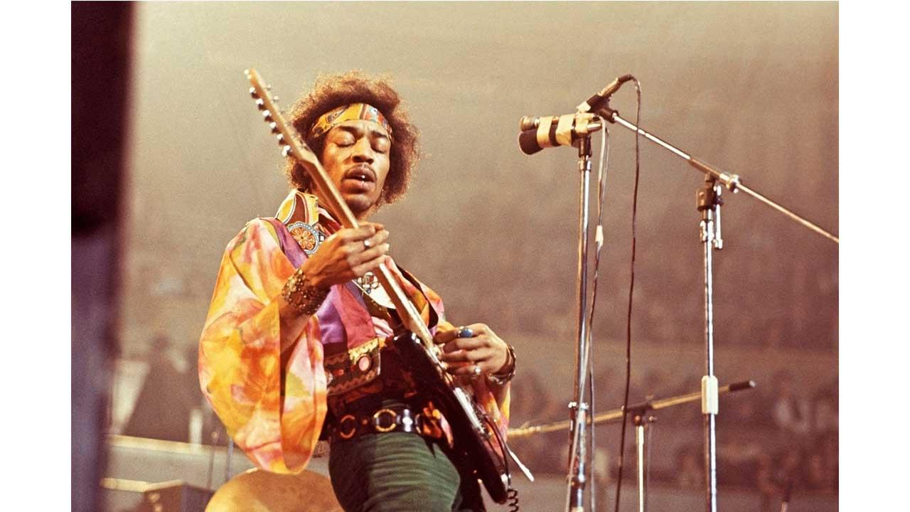 Jimi Hendrix Best Guitarist